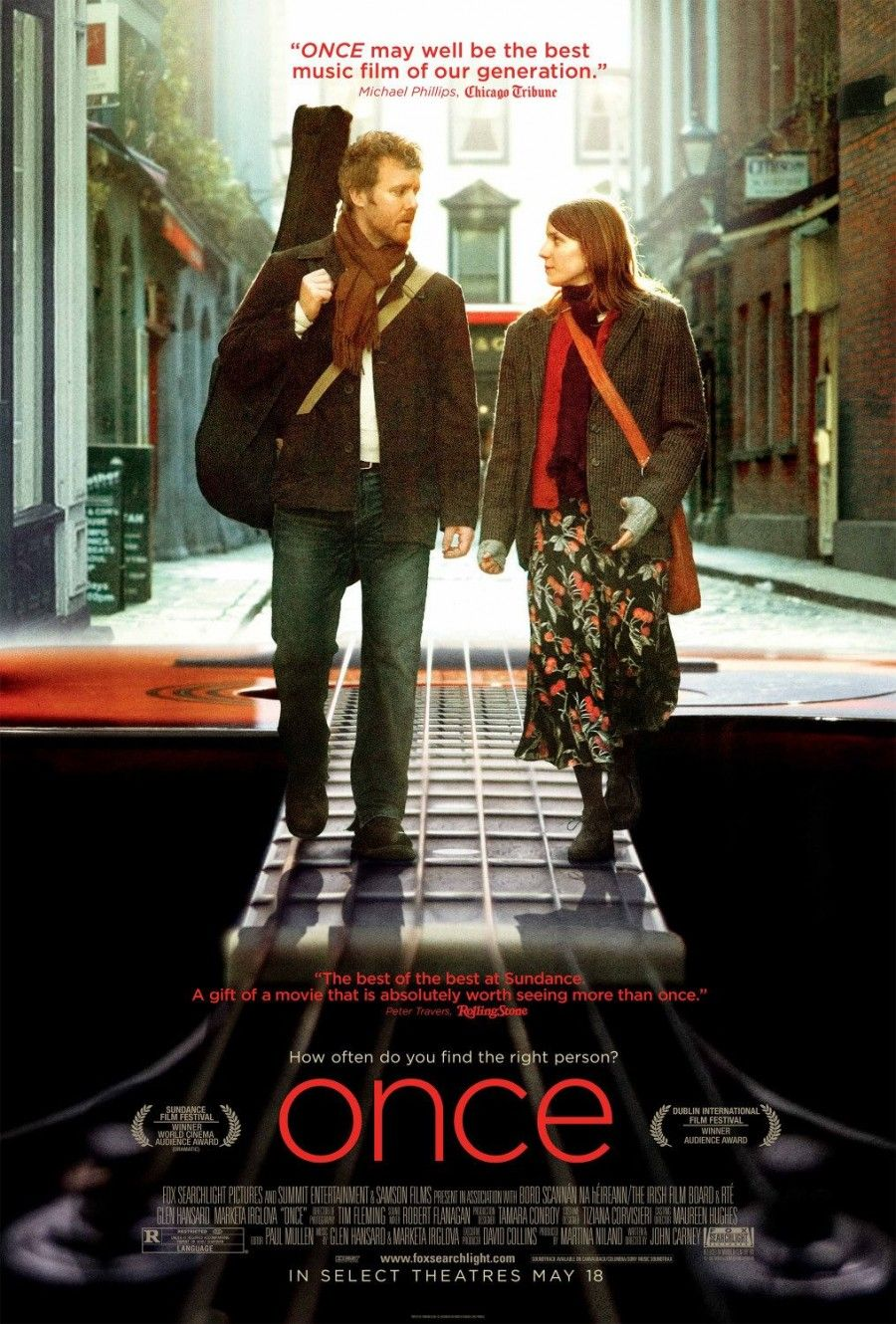 once-poster