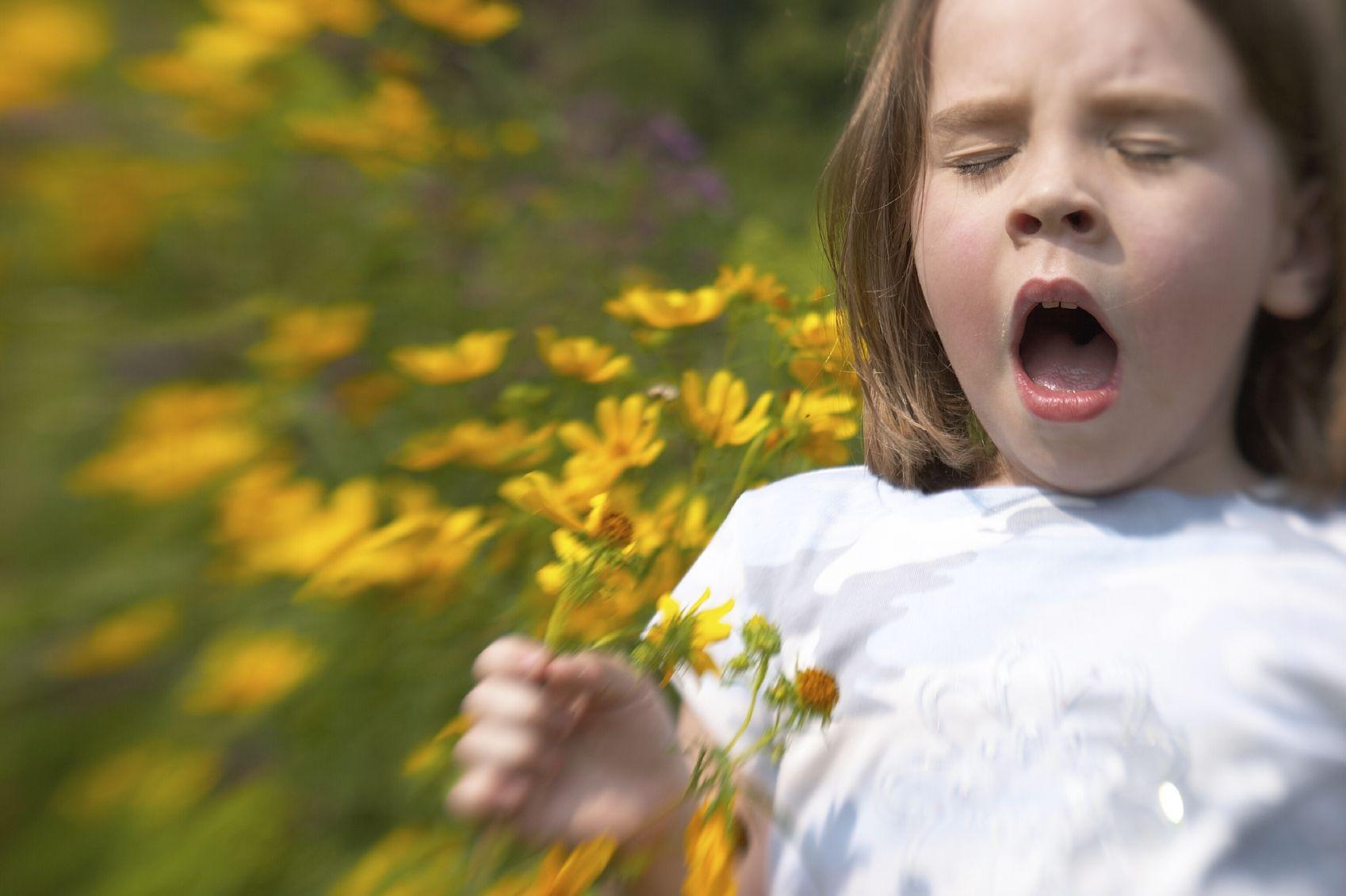 Ecco cos'è per gli allergici la primavera!