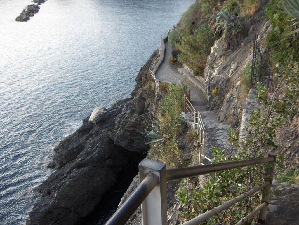 riviera-ligure-Sentiero Monterosso - Vernazza