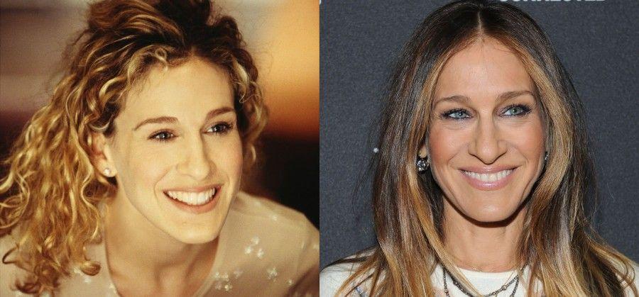 """Sarah Jessica Parker, evoluta in """"non solo Carrie"""", ha cambiato anche la testolina riccioluta!"""