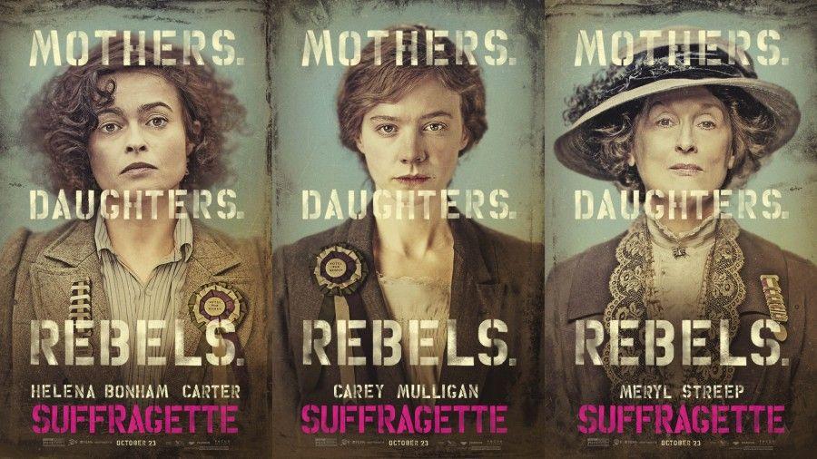 Suffragette il film