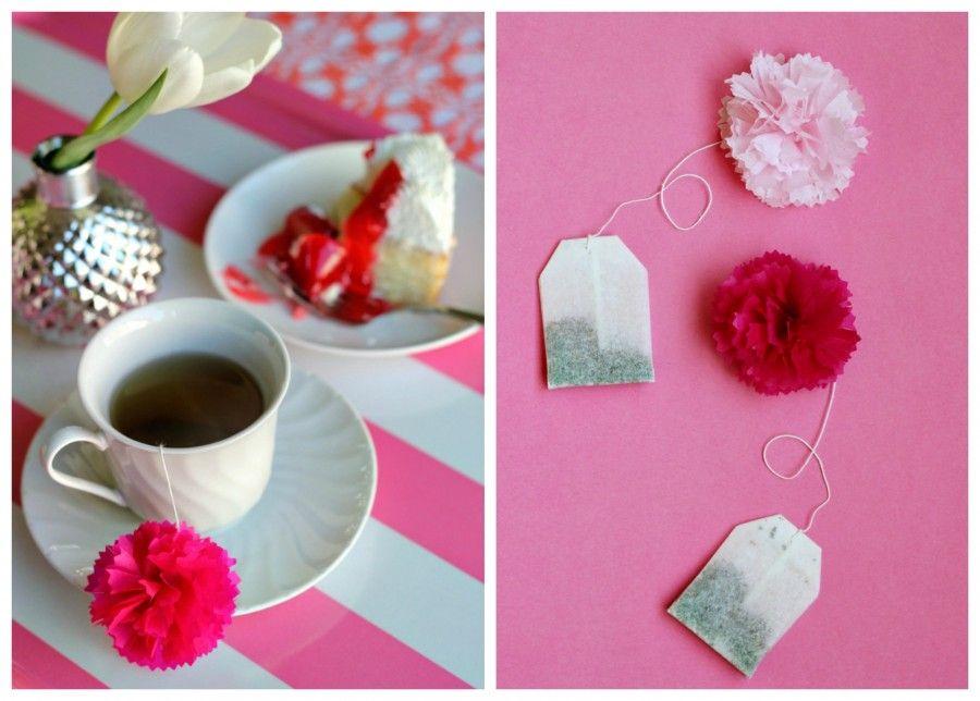 tea bagsCollage