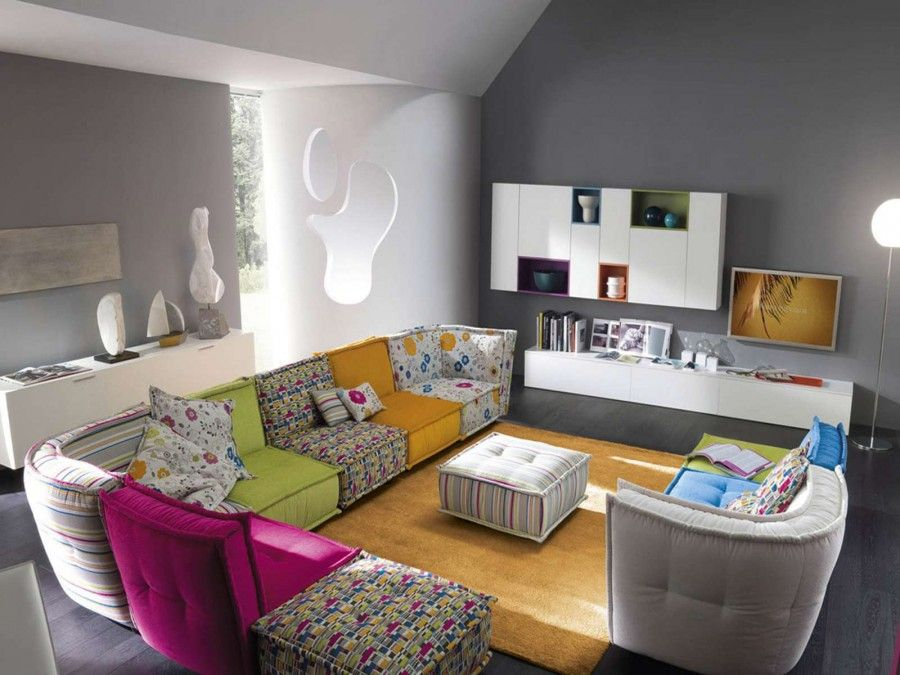 Parete Colorata In Cucina ~ Trova le Migliori idee per Mobili e Interni di Design