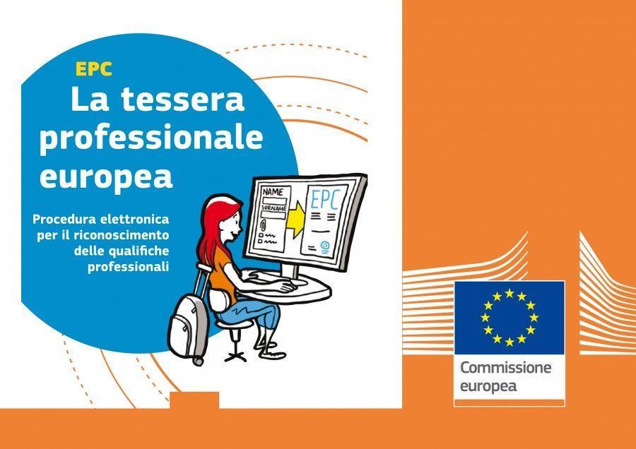 Tessera lavoro europea