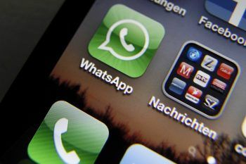 Whatsapp sa perfettamente quanto dormiamo di notte