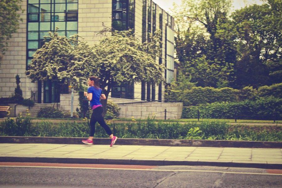 running corsa