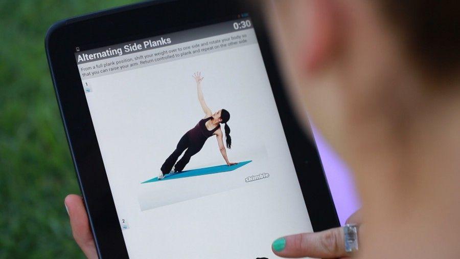 Le migliori app per allenarsi