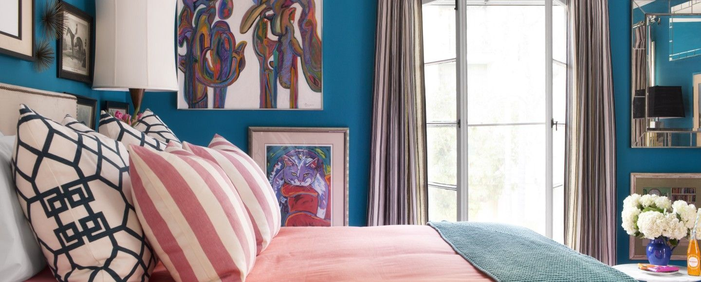 idee per arredare camere da letto piccole  Bigodino