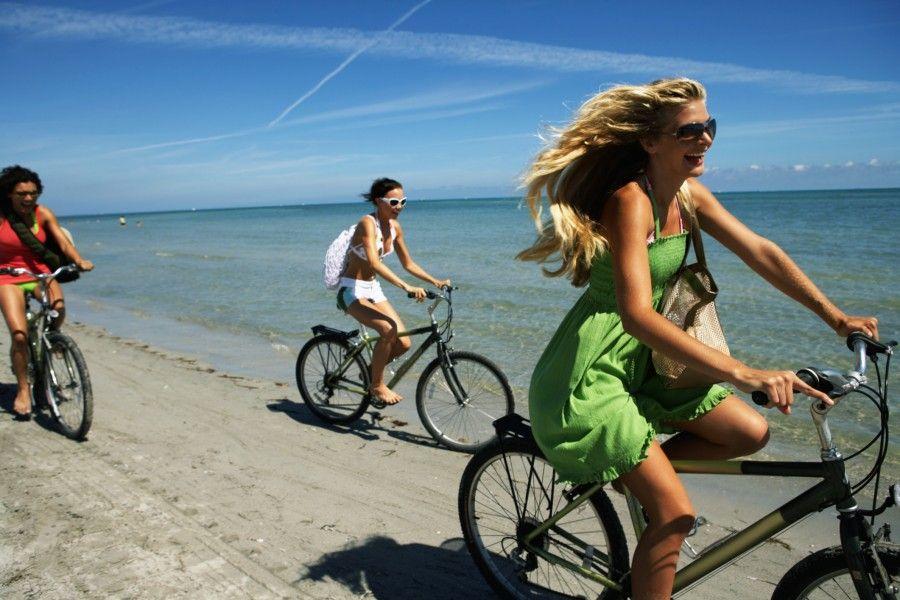 ciclismo per rassodare i glutei