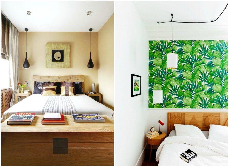 5 idee per arredare camere da letto piccole bigodino for Idee per camere