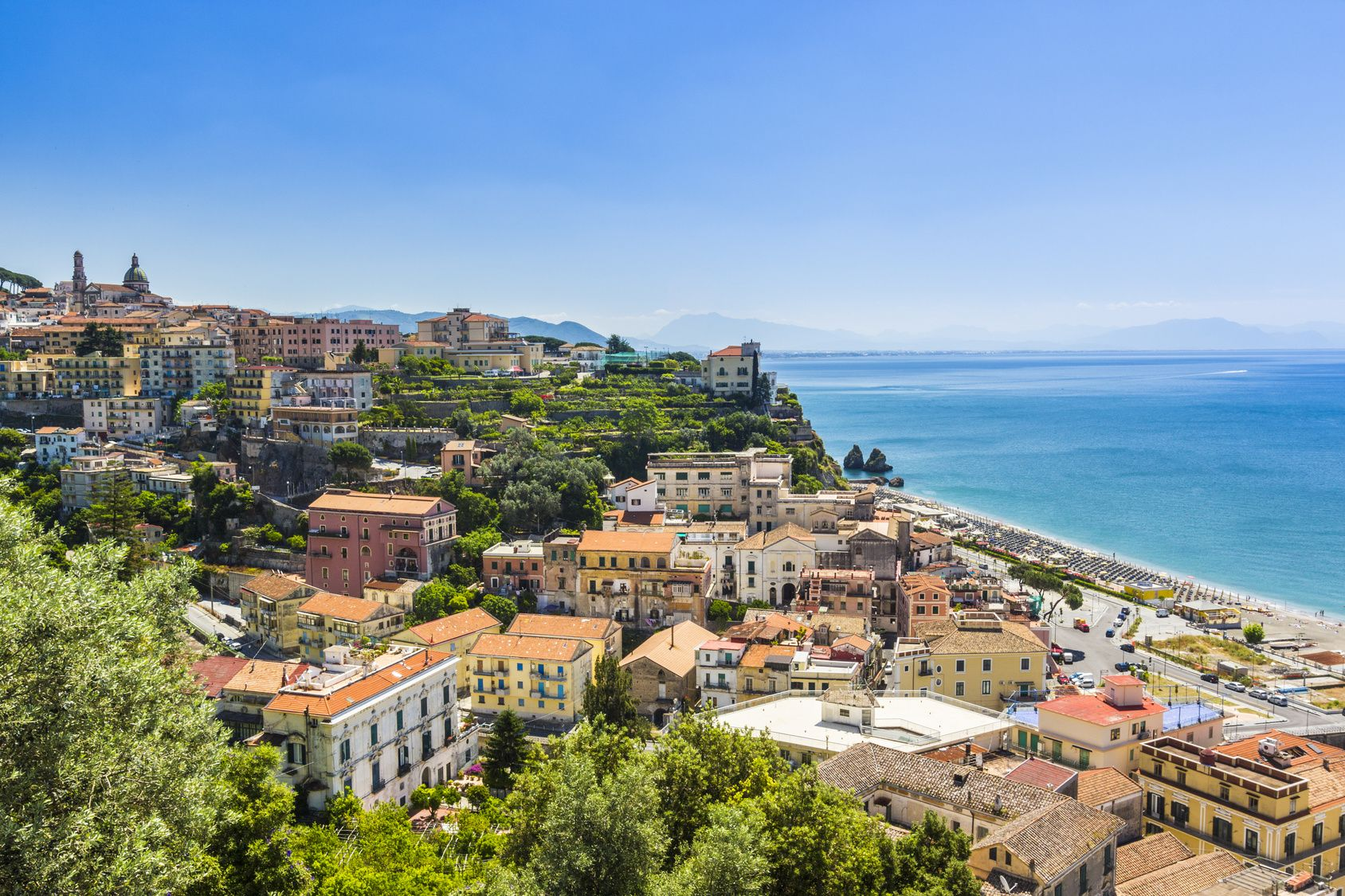 City of Vietri sul Mare