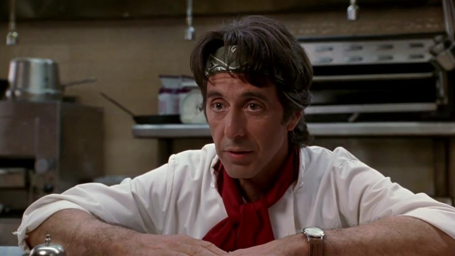 Al Pacino in Paura d'amare