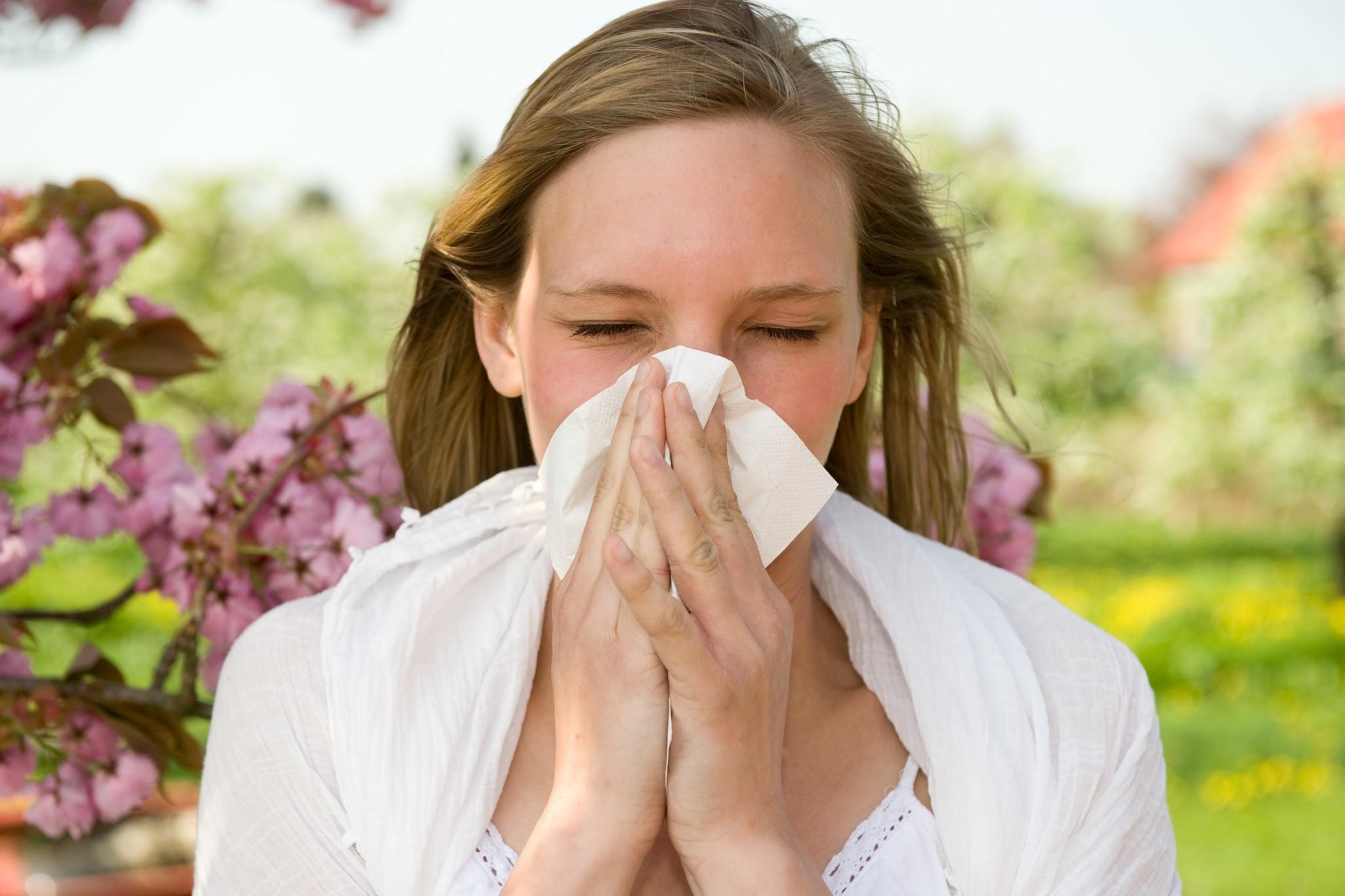 Le allergie stanno per tornare: ecco come non farsi trovare impreparati