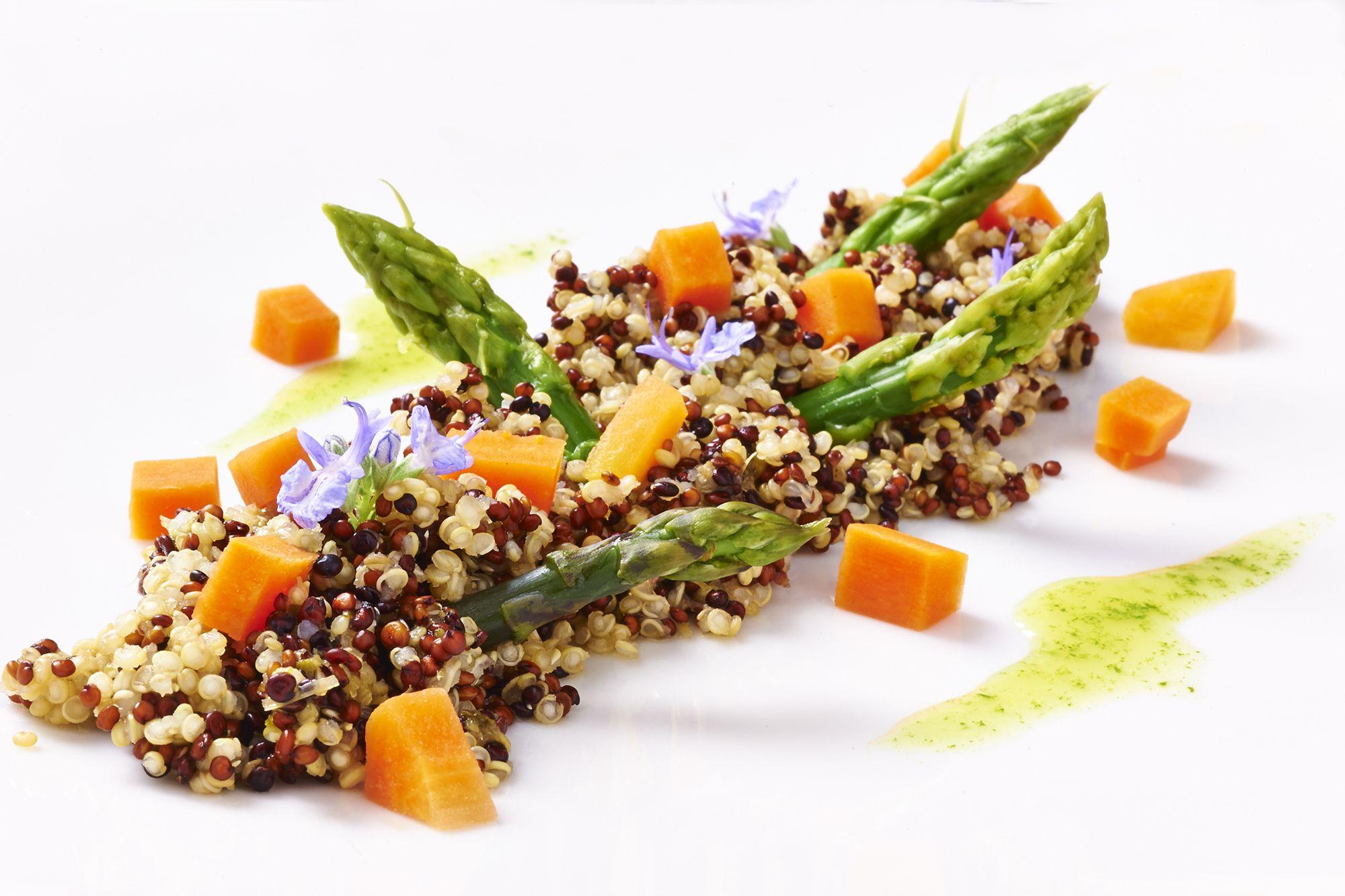 La ricetta primaverile della quinoa