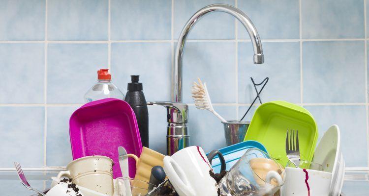 Per dimagrire devi pulire e riordinare la cucina bigodino - Riordinare la cucina ...