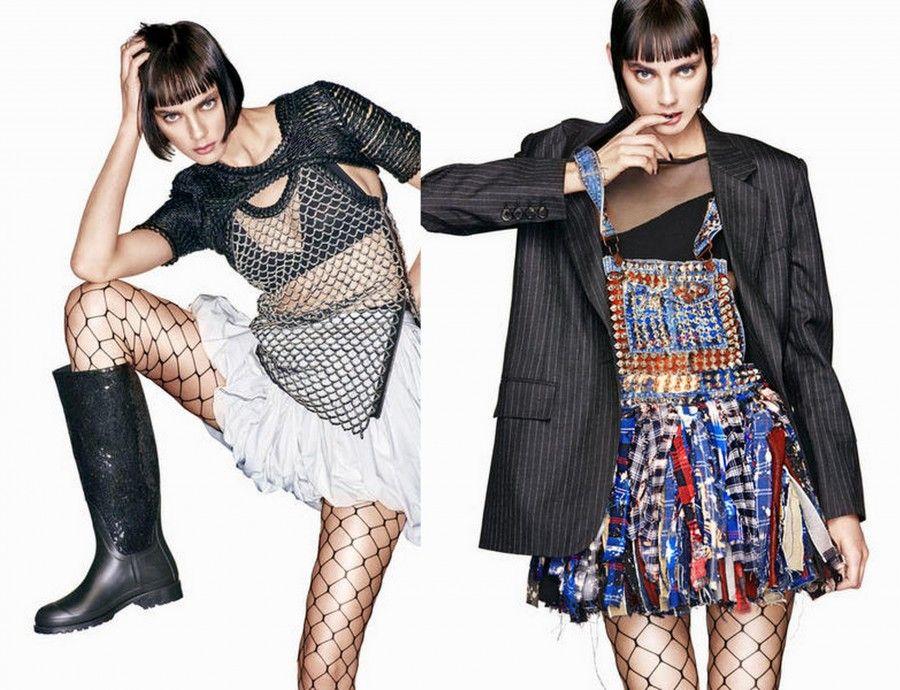 Editoriale Moda Punk di Elle.it