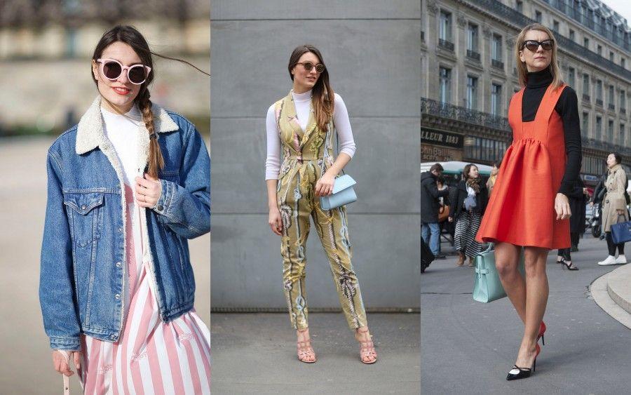 Provate la tshirt anche sotto abiti più eleganti come fa la nostra blogger Carlotta Rubaltelli durante le fashion weeks di Milano e Parigi