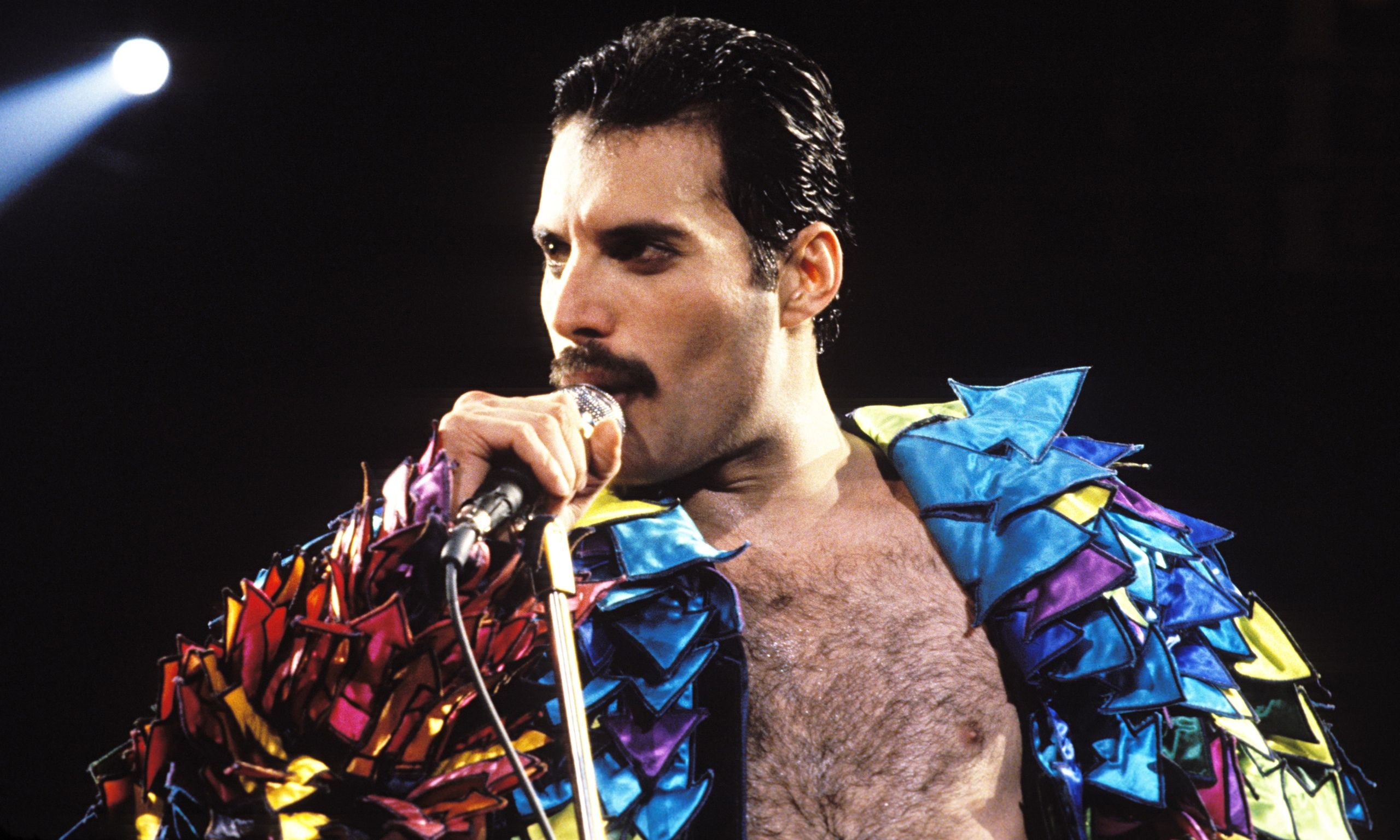 FreddieMeter, la sfida per cantare come Freddie Mercury (e combattere l hiv)