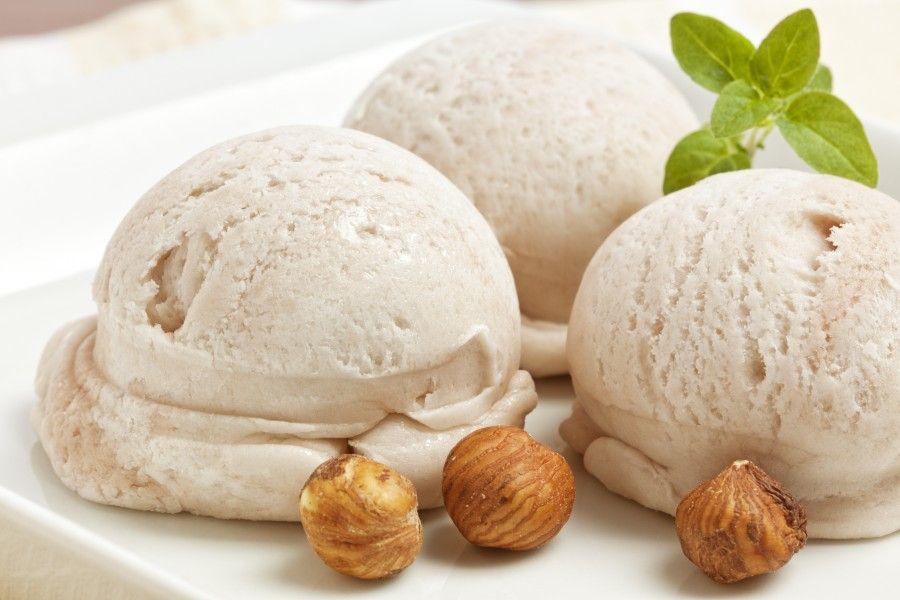 ...nei vostri fast food un gelato così non lo trovate...