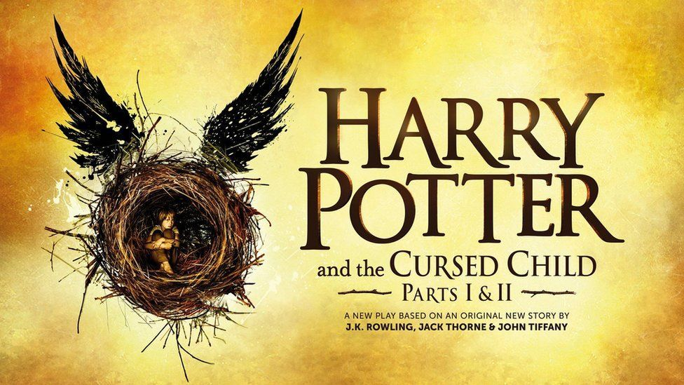 Harry Potter and the Cursed Child1