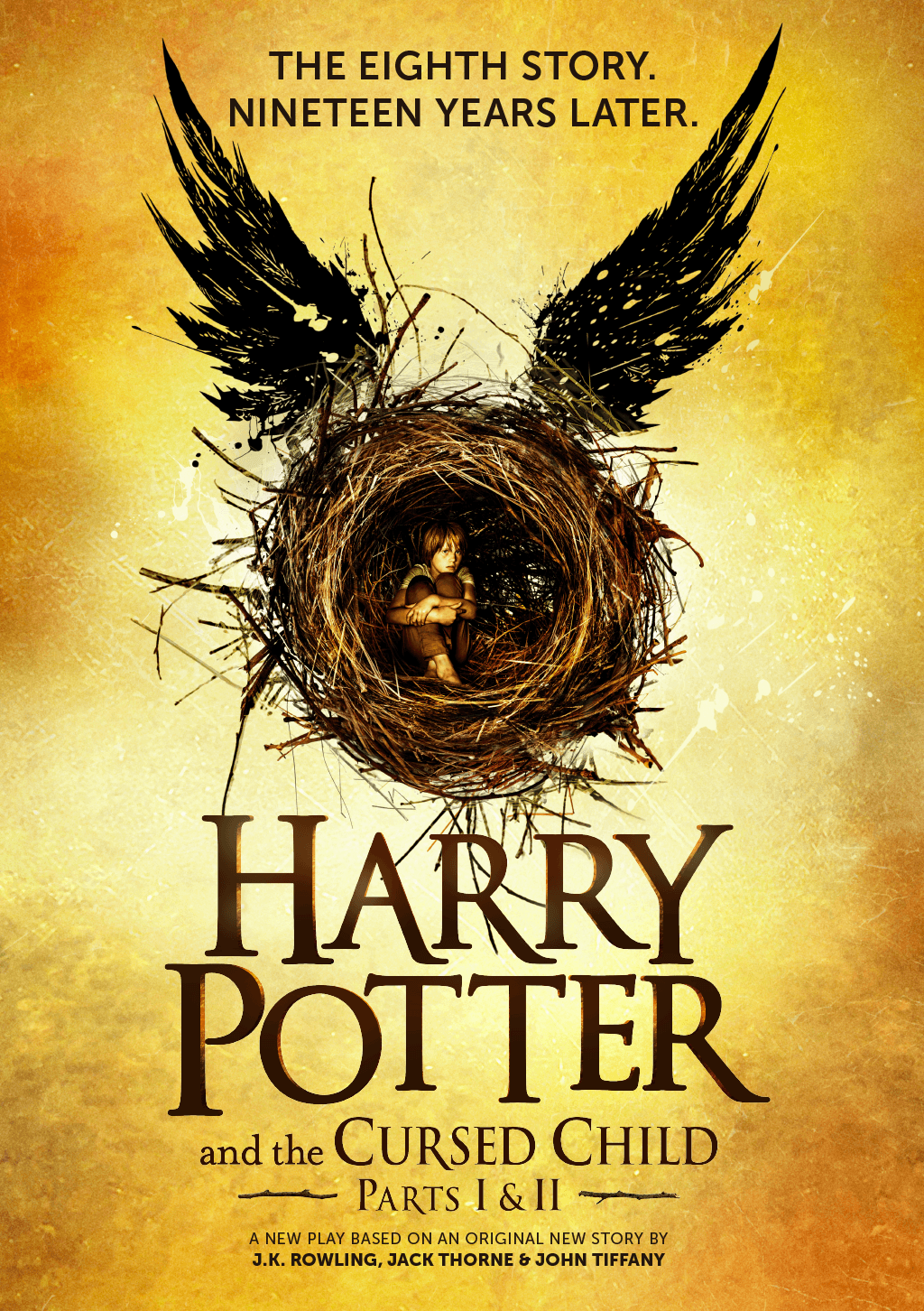 Harry Potter and the Cursed Child2