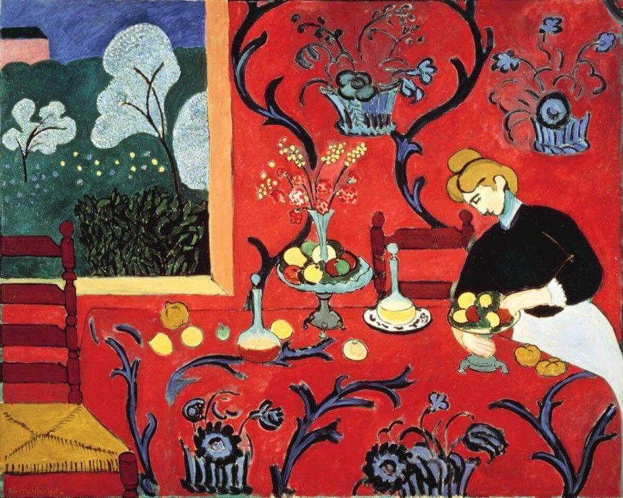 Henry-Matisse-La-stanza-rossa