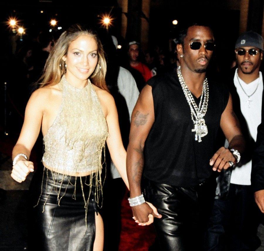 Jennifer Lopez e P Diddy