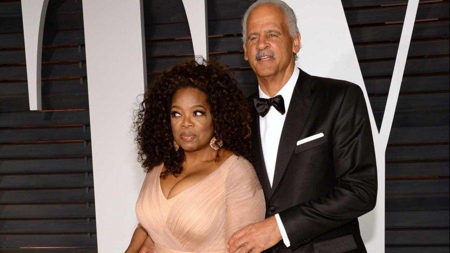Oprah e Stedman Graham