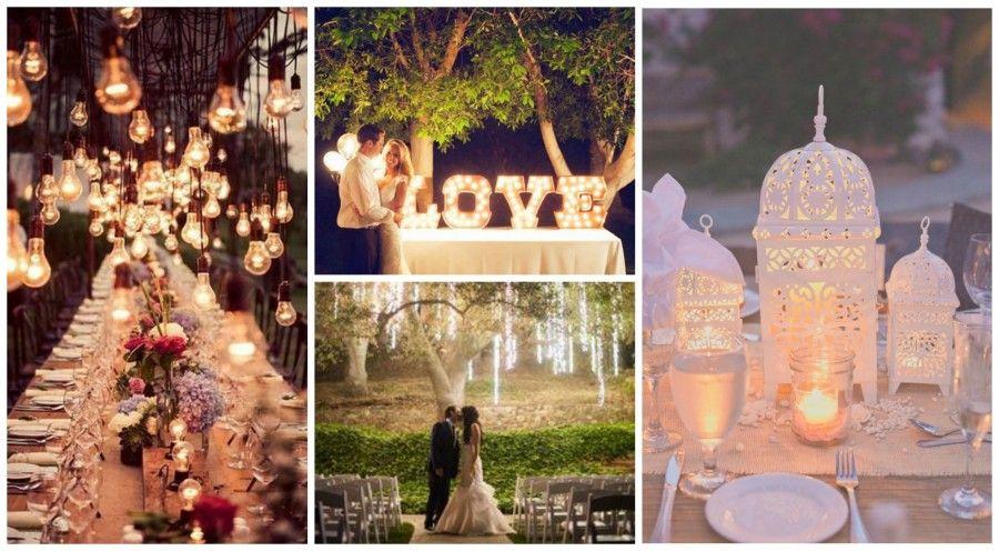 Matrimonio Tema Luce : Il matrimonio a tema tante idee per farsi ispirare bigodino