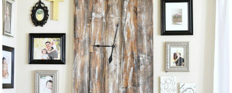 Orologi semplicissimi e originali per il tuo fai da te - Vi si confezionano tappeti da appendere al muro ...