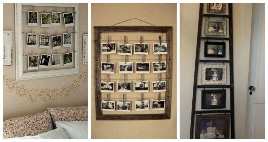 idee diy per appendere al muro tutto quello che vuoi tu bigodino. Black Bedroom Furniture Sets. Home Design Ideas