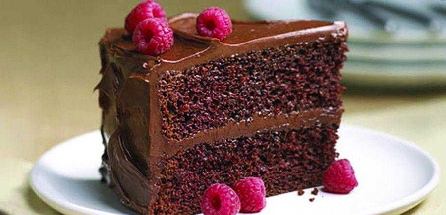 Slice Of Fancy Cake