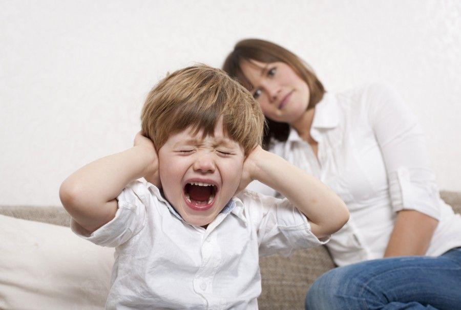 Calmare i bambini non è facile!