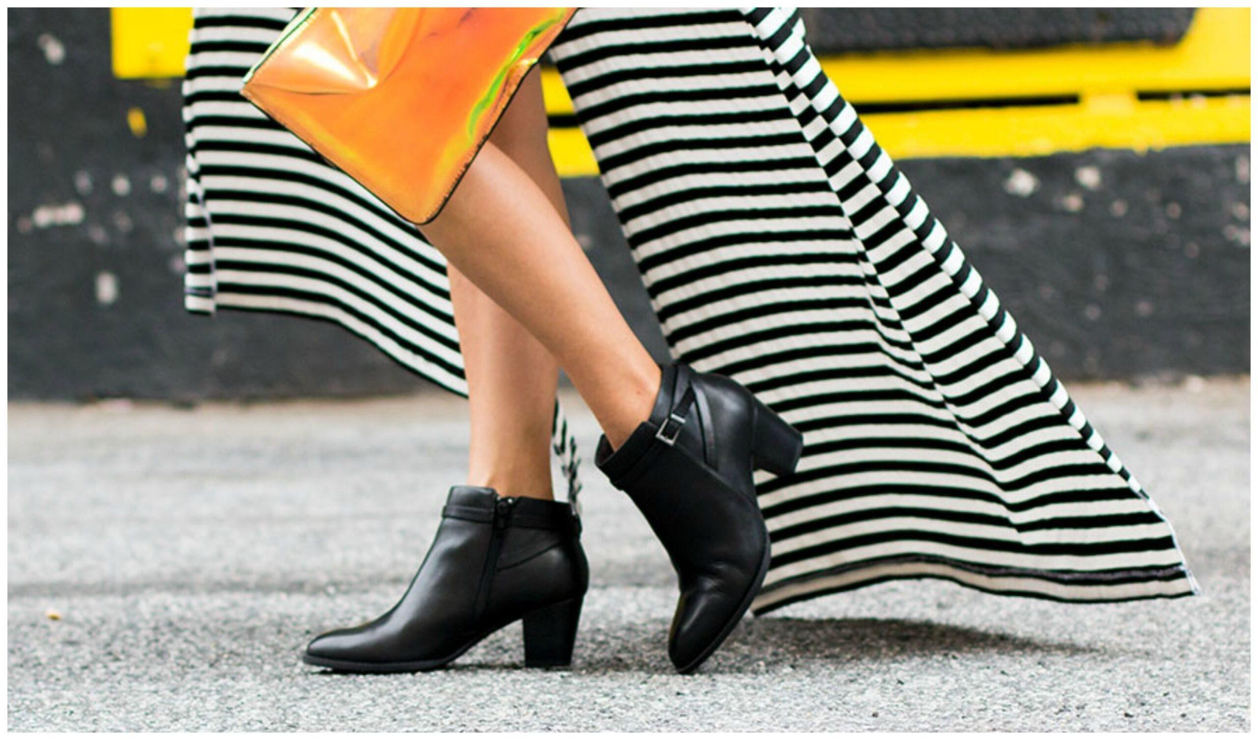 Abito lungo e stivali: 5 look che fanno subito tendenza