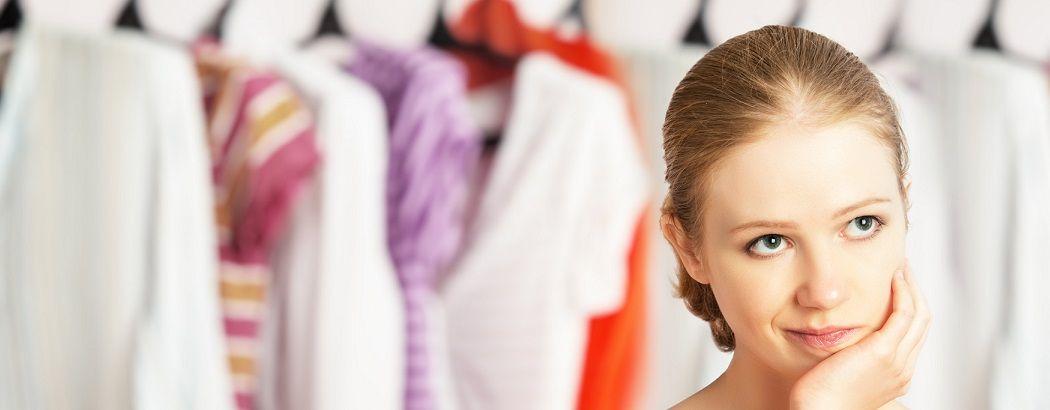 Cosa vogliono le donne nel loro armadio?