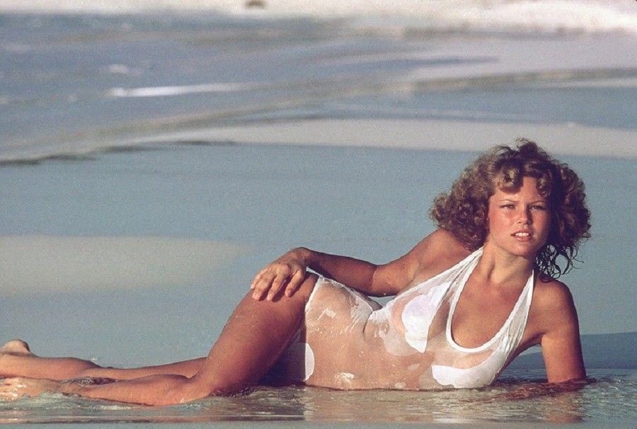 Christie Brinkley 1975