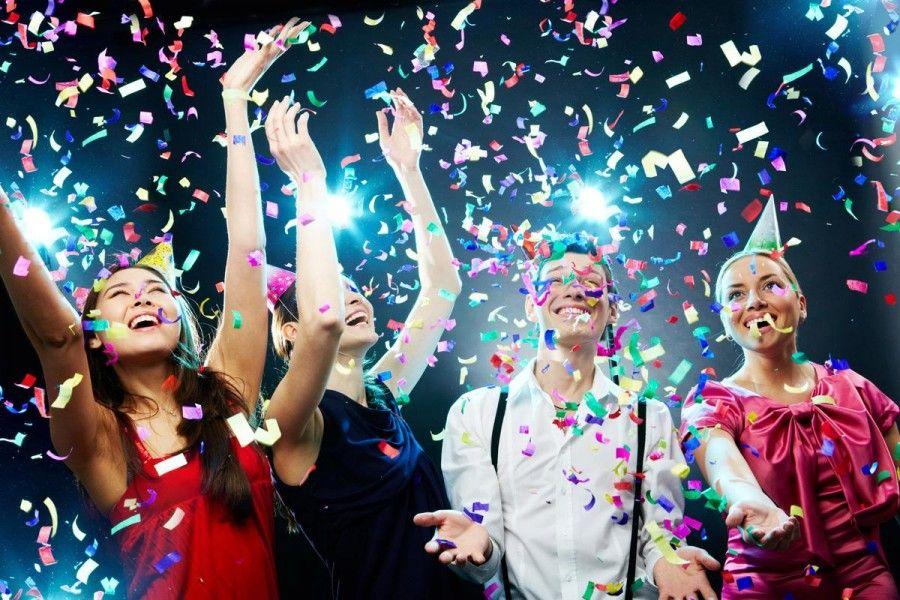 ...deve sempre trovare un buon motivo per festeggiare...
