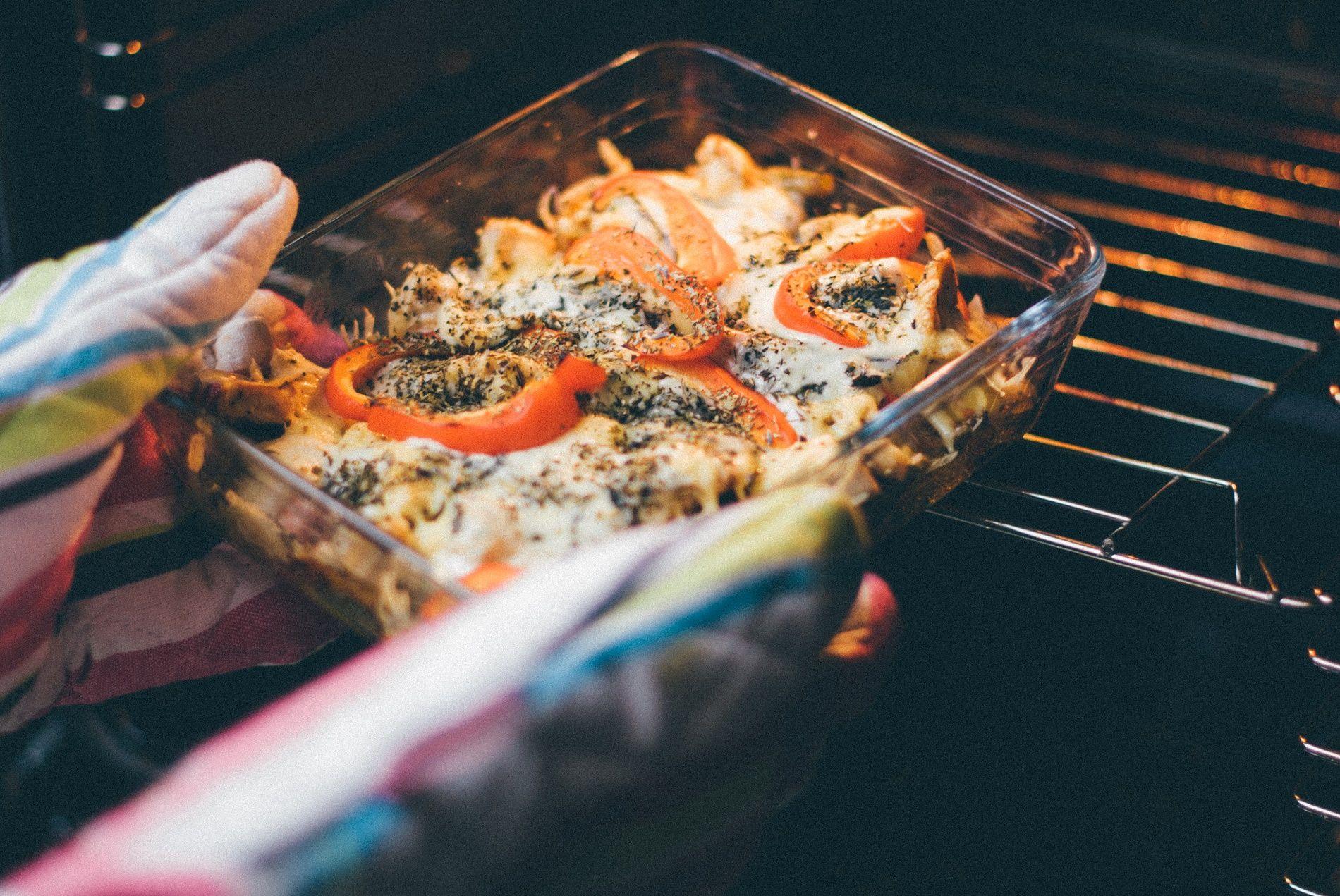 Come usare il forno: la differenza tra statico e ventilato