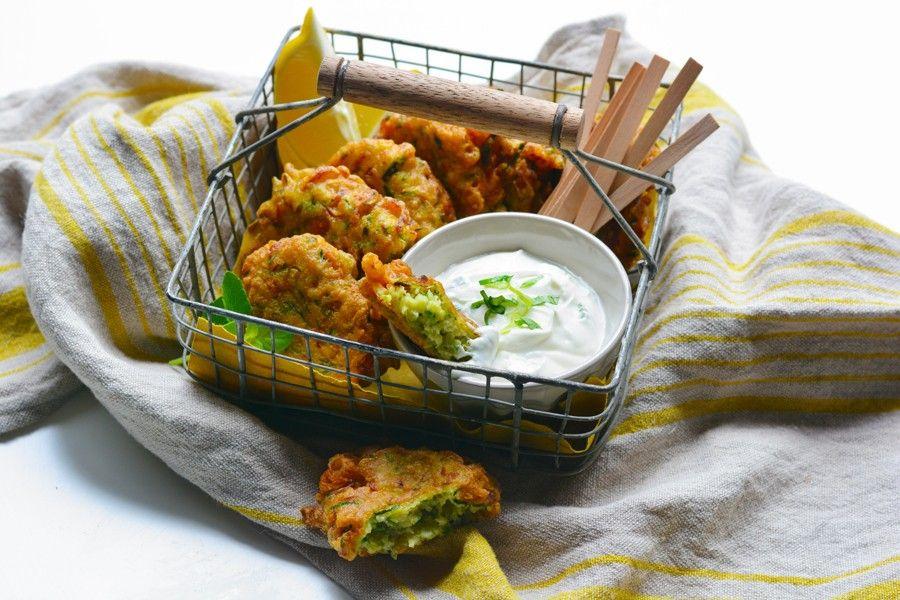 frittelle di zucchine 1