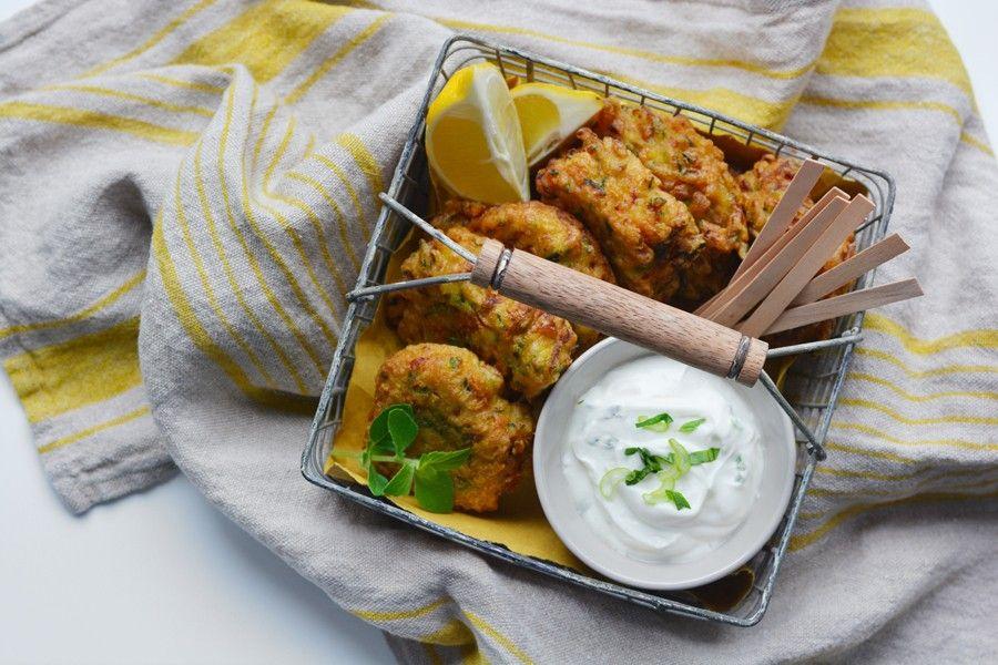 frittelle di zucchine 2