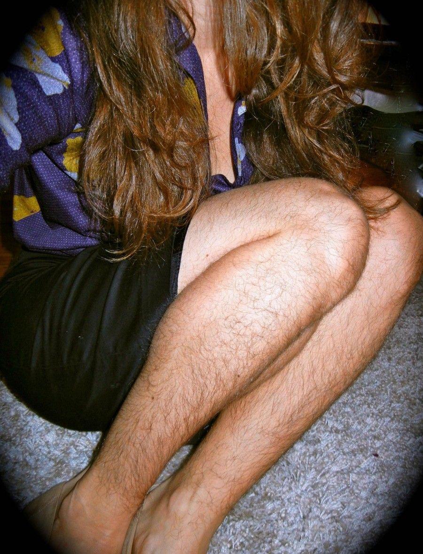...dite che è il momento di depilarmi?
