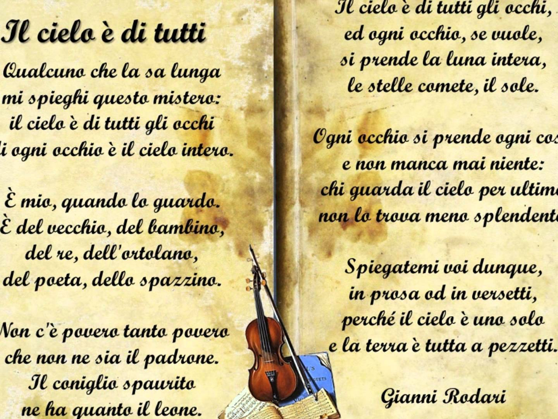 spesso Le 20 frasi più belle di Gianni Rodari | Bigodino LU63