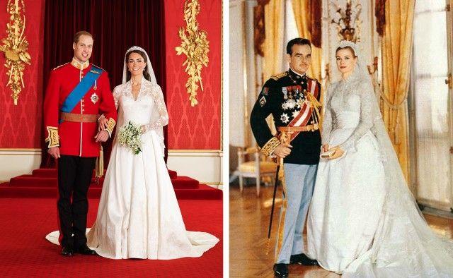 Kate Middleton e Grace Kelly