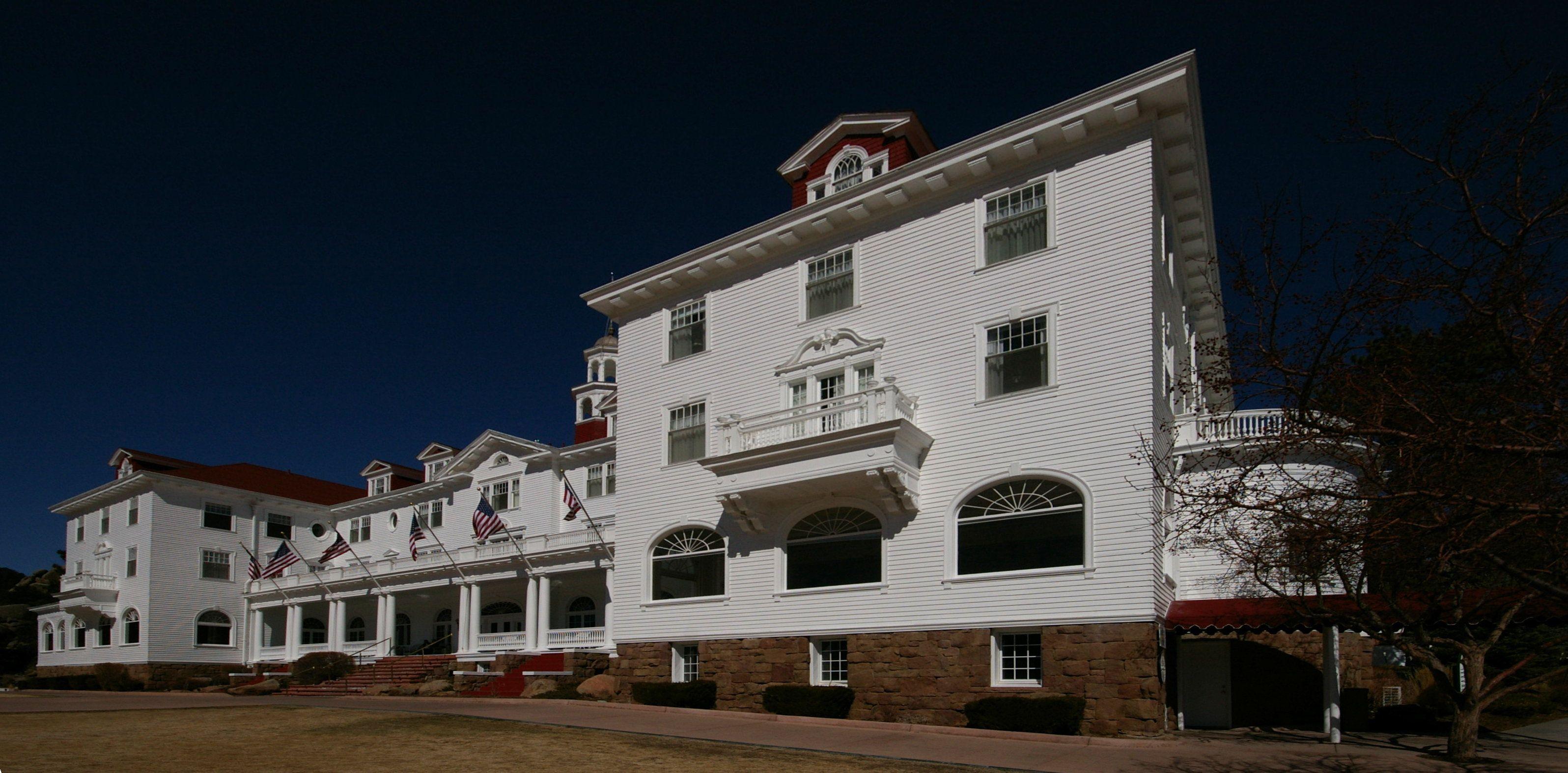 Stanley Hotel di Estes Park, in Colorado