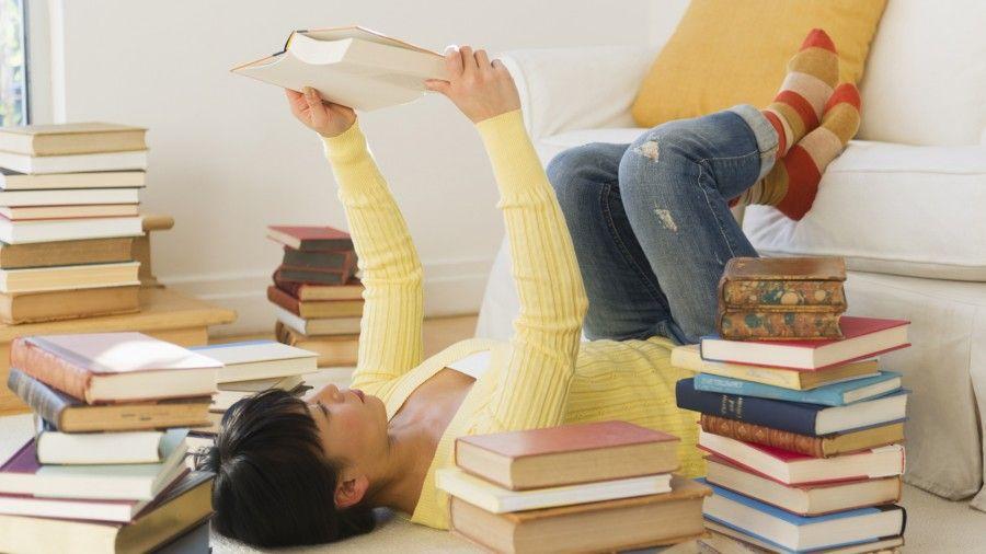 ma pensa te quanto si impara da questi libri...
