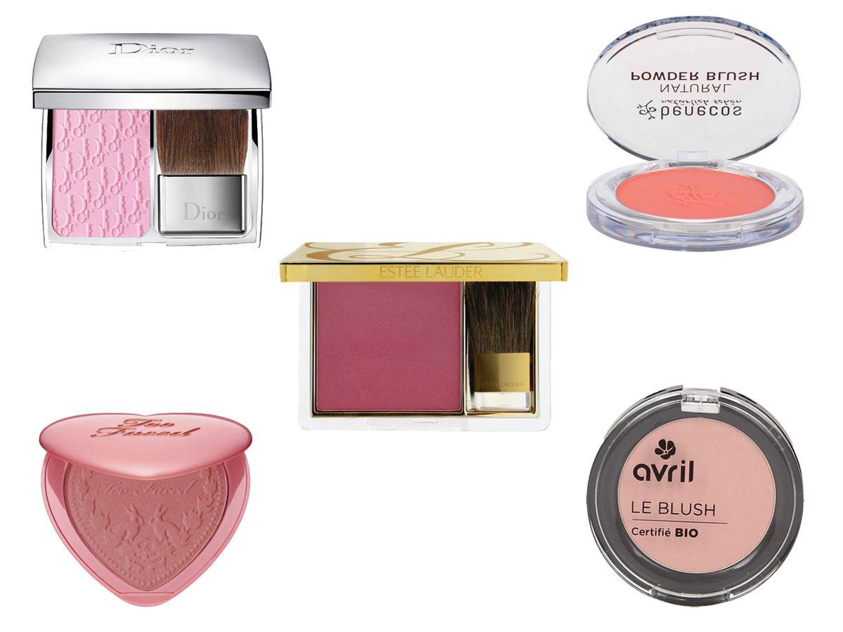 set blush polvere