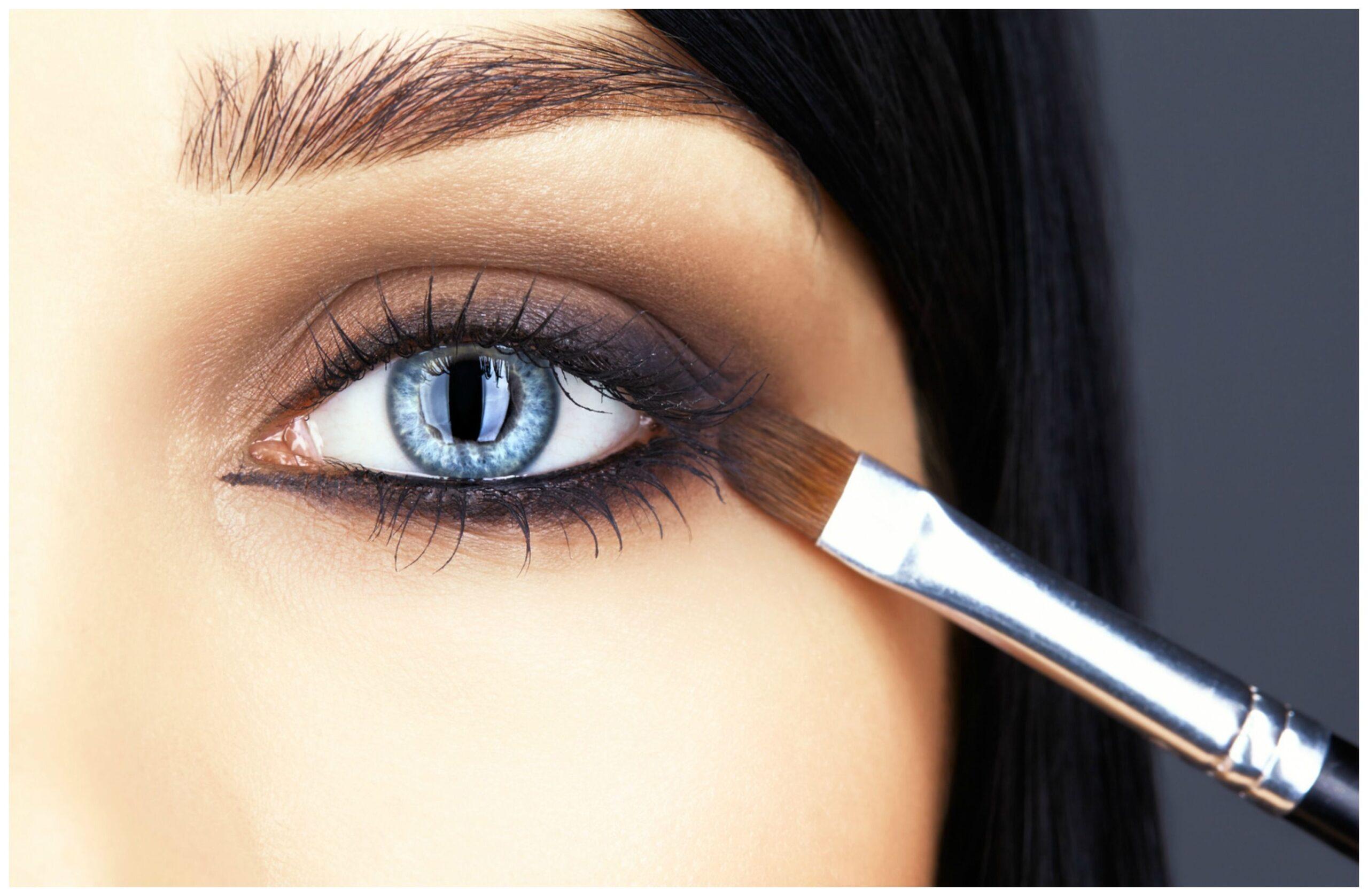 Gli ombretti ideali per ogni colore di occhi