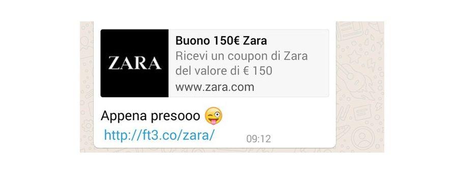 truffa-zara-whatsapp