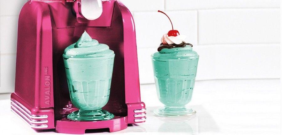 La macchina per fare il gelato magica a forma di unicorno - Macchina per il gelato in casa ...
