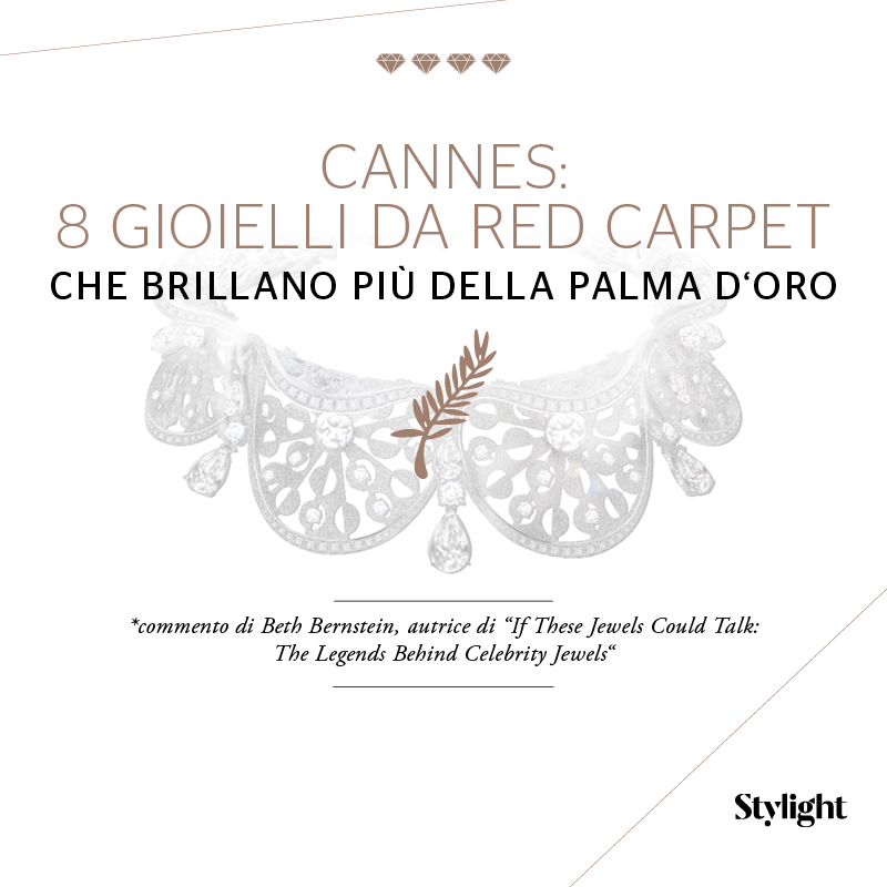 Cannes, 8 gioielli da red carpet